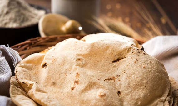 Shutterstock.com nuotr./Chapati