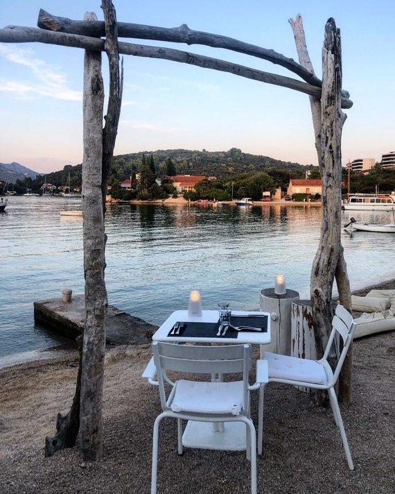 Asm.archyvo nuotr./Elinos gyvenimas Kroatijoje