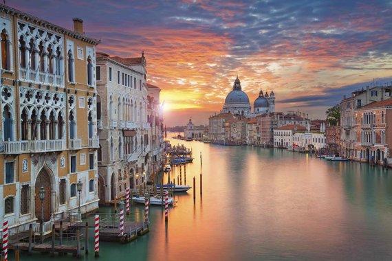 LTOU nuotr./Venecija