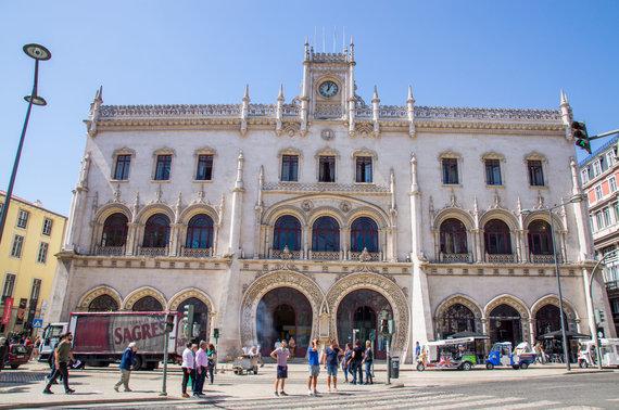 kiterswife.lt nuotr./Kelionė Lisabonoje