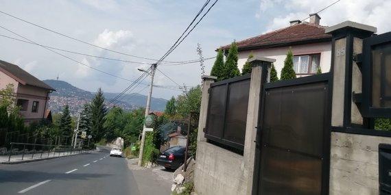 V.Mikaičio nuotr./Nuo šio kalno buvo apšaudomas miesto centras