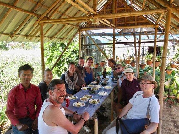 R.Šulcienės nuotr./Kelionė Mianmare