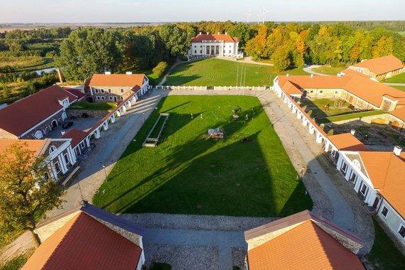 Irmanto Gelūno/Keliauk Lietuvoje nuotr./Pakruojo dvaras