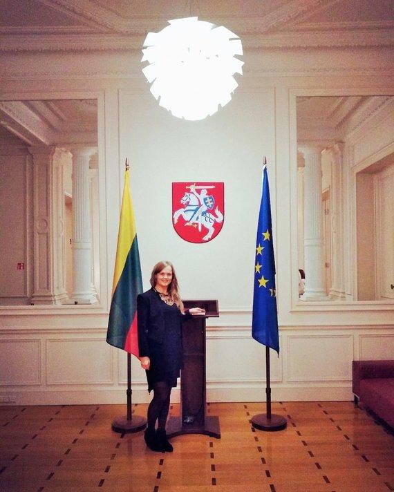 Asm.archyvo nuotr./Brigita Ražanskaitė