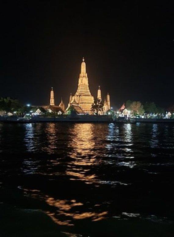 Asm.archyvo nuotr./Arūno gyvenimas Tailande