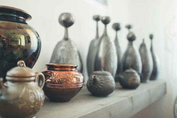 Organizatorių nuotr./Vytauto Valiušio keramikos muziejus