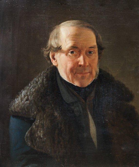 Rokiškio krašto muziejaus iliustr./Mykolas Juozapas Riomeris 1778 – 1853