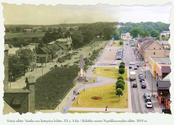 Rokiškio krašto muziejaus archyvo nuotr./Rokiškio krašto muziejaus kalendorius