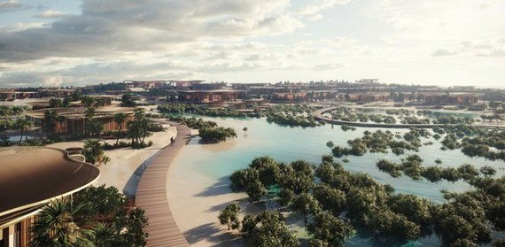 "Red Sea Development Company nuotr./""Coral Bloom"""