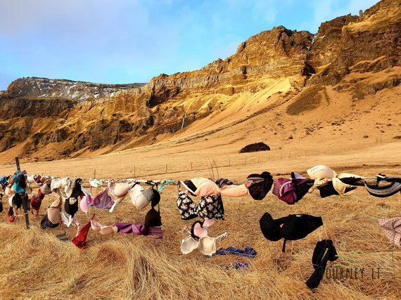 A.Morkūno/Journey.lt nuotr/Kelionė automobiliu Islandijoje