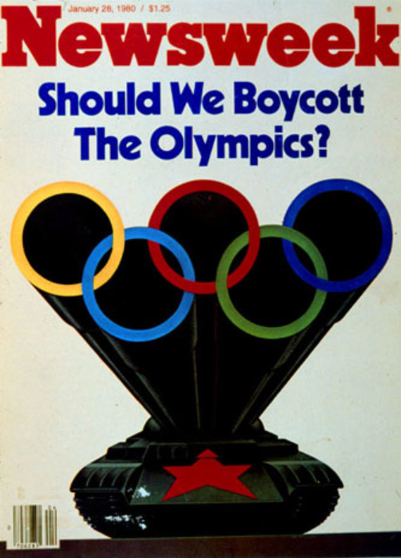 """Newsweek"" iliustr./Žurnalo ""Newsweek"" viršelis 1980 metais"