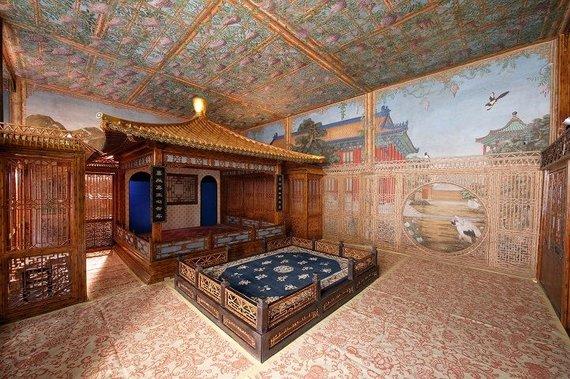 Pasaulio paminklų fondo nuotr./Čianlongo sodas