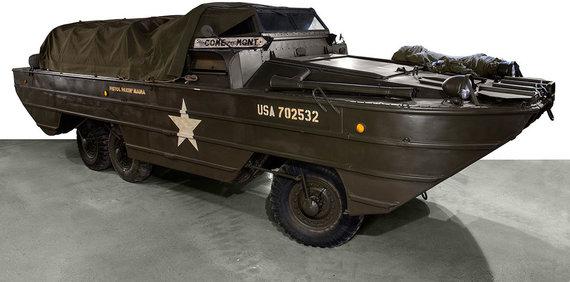 """Artcurial"" nuotr./""T1943 General Motors Corporation DUKW"""