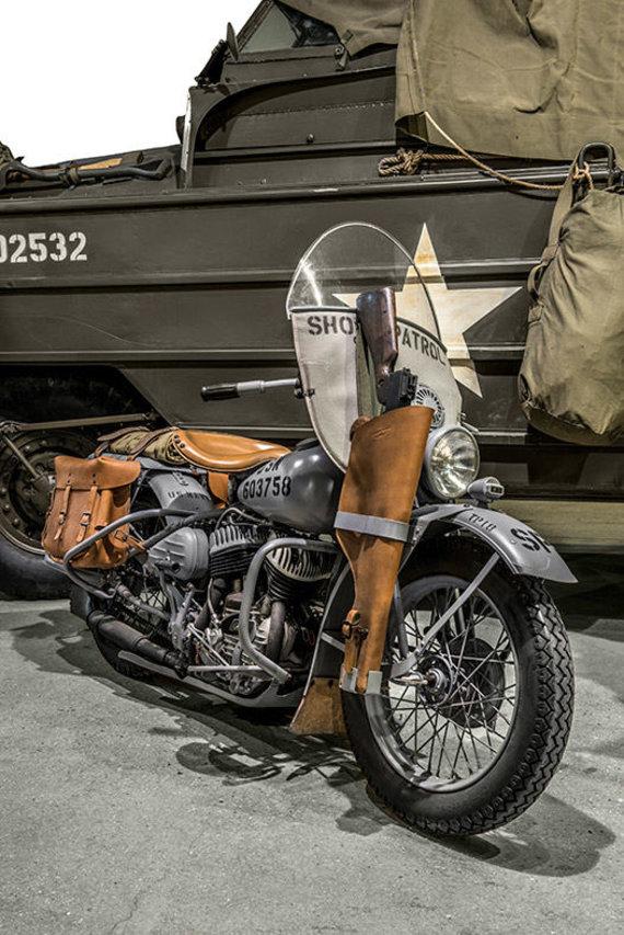 """""""Artcurial"""" nuotr./""""Harley-Davidson WLA"""""""