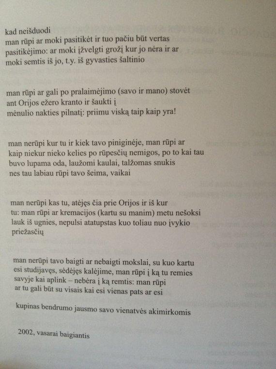Vytauto V. Landsbergio nuotr./2