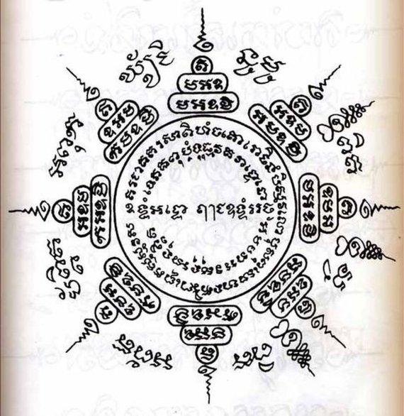 Paed Tidt (aštuonios kryptys) tatuiruotė