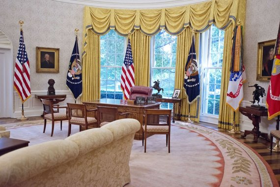 """Scanpix""/""SIPA"" nuotr./D.Trumpo Ovalusis kabinetas"