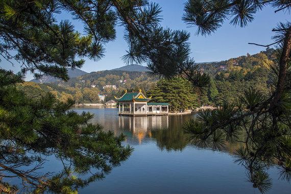 Shutterstock.com nuotr./Lušano nacionalinis parkas