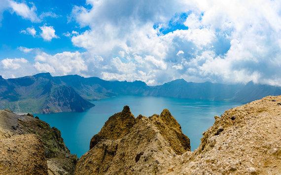 Shutterstock.com nuotr./Čangbaišano gamtos rezervatas