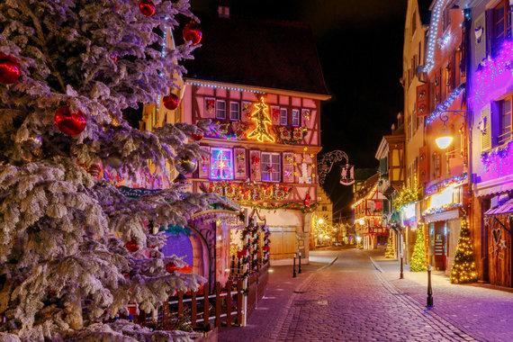 123rf.com nuotr./Kalėdos Kolmare