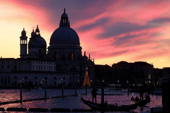 """""""Scanpix"""" nuotr./Venecija"""