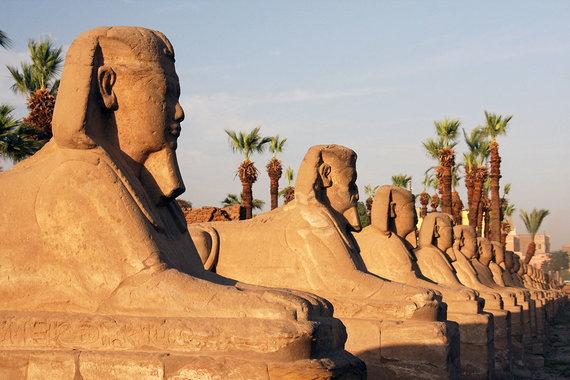 Shutterstock.com nuotr./Karnako šventyklų kompleksas
