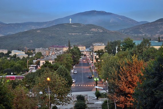 Travelblog.lt nuotr./Kalnų Karabachas