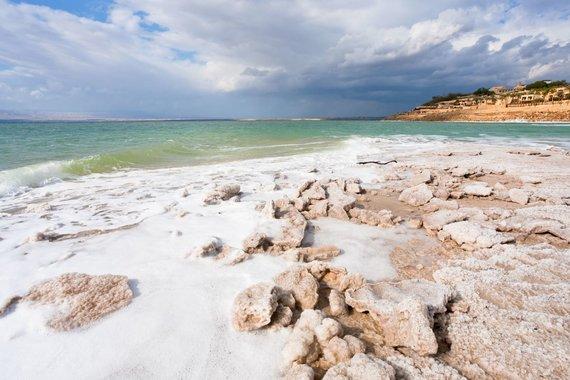 123rf.com nuotr./Negyvoji jūra