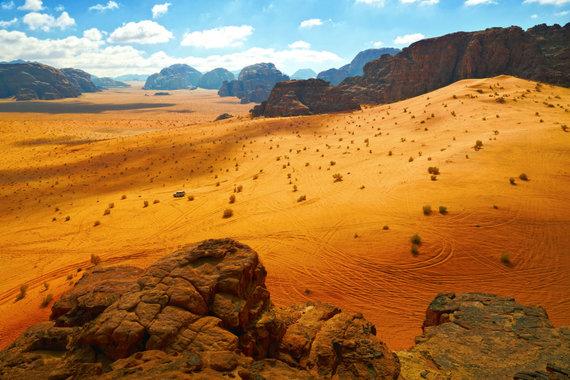 123rf.com nuotr./Wadi Rum