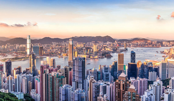 Shutterstock.com nuotr./Honkongo uostas