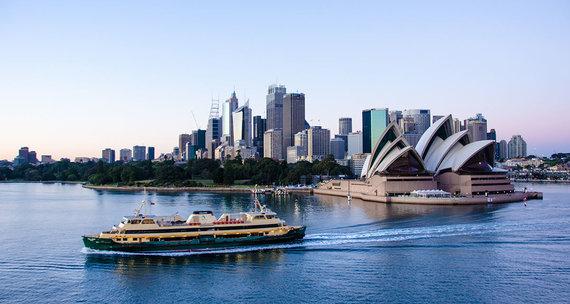 Shutterstock.com nuotr./Sidnėjaus uostas