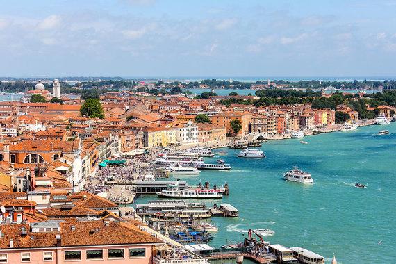 Shutterstock.com nuotr./Venecijos uostas