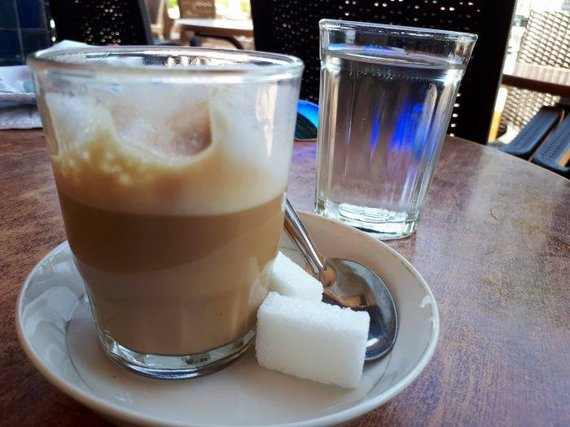 Rasos Barčaitės nuotr./Kava Maroke