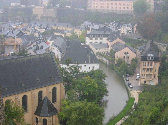 Vaido Mikaičio nuotr./Man Liuksemburgo miestas labai patiko