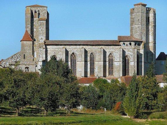 """Wikimedia Commons"" nuotr./La Romieu miestelis Prancūzijoje"