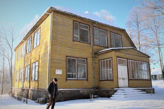 R.Keliuotytės ir A.Kazlausko archyvo nuotr./Mykolo Romerio gyvenamasis namas – antrajame aukšte profesorius buvo įsirengęs savo kabinetą