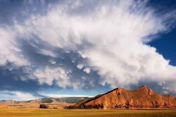 Organizatorių nuotr./Mongolija