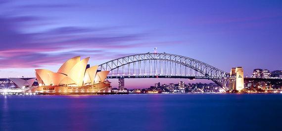 Shutterstock.com nuotr./Sidnėjaus operos teatras, Australija