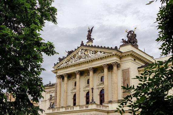 Shutterstock.com nuotr./Valstybinė opera, Čekija