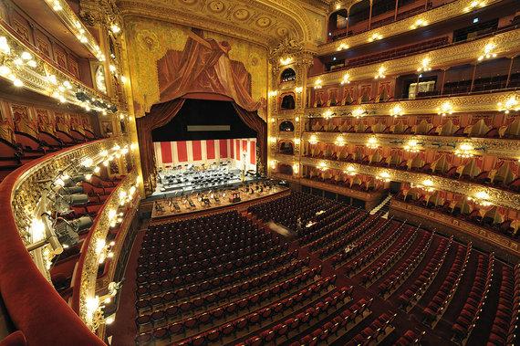 Shutterstock.com nuotr./Kolono teatras, Argentina