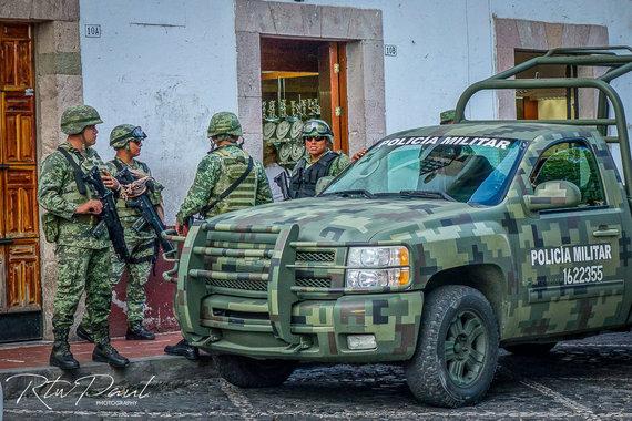 Paul Stewart nuotr./Taxco