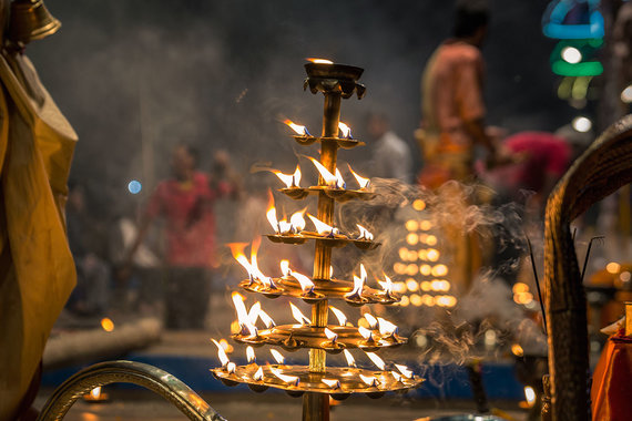 Shutterstock.com nuotr./Gangos garbinimo ritualas