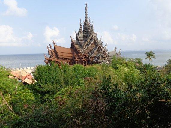 G.Lebednykaitės nuotr./Pataja, Tailandas