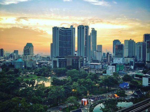 Asm.archyvo nuotr./Bankokas