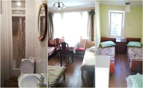 Booking.com nuotr./Apartamentai Palangoje už 60 eurų