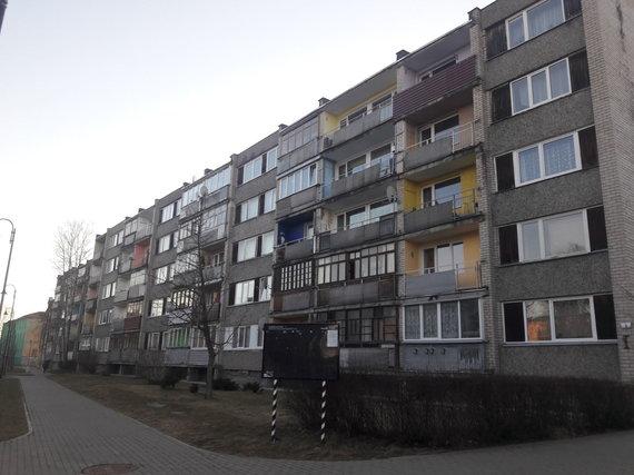 Ramintos Jonykaitės nuotr./Rothko balkonai