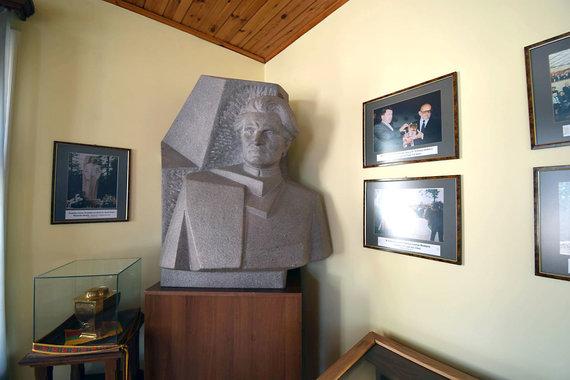 """VšĮ """"Gatvės gyvos"""" nuotr./K. Griniaus memorialiniame muziejuje"""