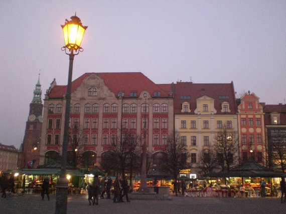D.Šileikytės nuotr./Vroclavas