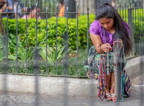 Paul Stewart nuotr./Gyvenimas Gvatemaloje
