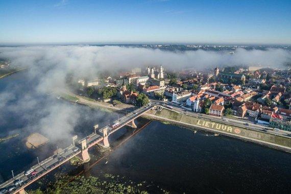 E. Virkečio nuotr./Kaunas